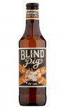 Blind Pig Whiskey, Honey & Apple Cider NRB 355ml - Case of 12