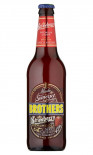 Brothers Strawberry Cider NRB 500ml - Case of 12