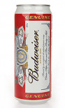 Budweiser Beer can 568ml - Case of 24