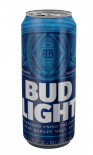 Budweiser Light Beer can 500ml - Case of 24