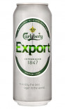 Carlsberg Export Beer can 500ml - Case of 24