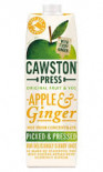 Cawston Press Apple and Ginger Juice 1 Litre - Case of 6