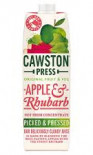 Cawston Press Apple & Rhubarb Juice 1 Litre - Case of 6