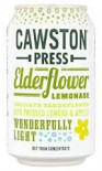 Cawston Press Elderflower Lemonade can 330ml - Case of 24