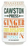 Cawston Press Ginger Beer can 330ml - Case of 24