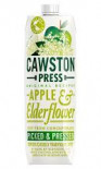 Cawston Press Apple and Elderflower Juice 1 Litre - Case of 6