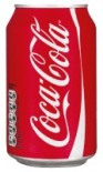 Coca Cola can 330ml - Case of 24
