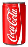 Coca Cola can 150ml - Case of 24