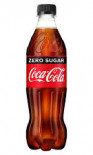 Coca Cola Zero Pet 500ml - Case of 12
