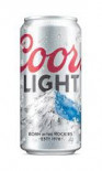 Coors Light Beer can 500ml - Case of 24