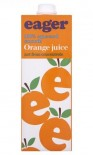 Eager Orange Juice 1 Litre - Case of 8