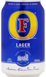 Fosters Lager Beer can 330ml - Case of 24