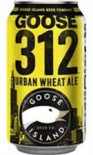 Goose Island 312 Urban Wheat Ale Beer Can 330ml - Case of 12