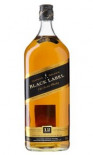 Johnnie Walker Black Label Whisky 1.5 Litre - Case of 6