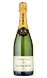 Louis Delaunay Brut Champagne 75cl - Case of 6