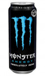 Monster Energy Drink Absolutely Zero PM £1.19 500ml - Case of 12