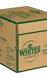 R Whites Lemonade Post Mix 7ltr