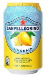 San Pellegrino Limonata can 330ml - Case of 24