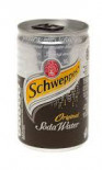 Schweppes Soda Water Can 150ml - Case of 24