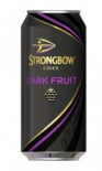 Strongbow Dark Fruit Cider can 500ml - Case of 24
