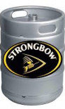Strongbow Cider Keg 50 Litre (11 Gallon)