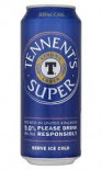 Tennents Super Beer can 500ml - Case of 24