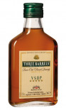 Three Barrels Brandy VSOP Miniature 20cl - Case of 6