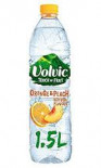 Volvic Touch of Fruit Orange & Peach Water 1.5 Litre - Case of 6