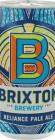 Brixton Reliance Pale Ale Can 330ml - Case of 24