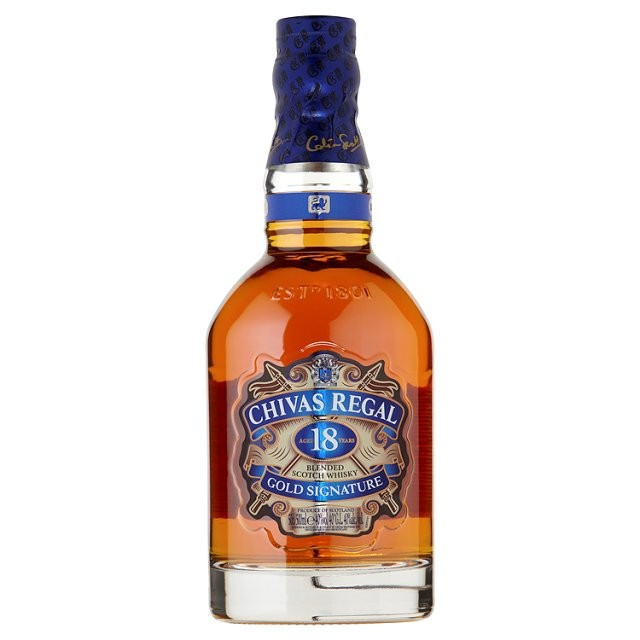 Chivas regal 18 yo whisky 70cl case of 6 online cash and carry wholesale beer wine spirits - Chivas regal 18 1 liter price ...