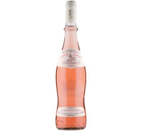 La Vidaubanaise Comte de Provence Rosé 2018 Wine 75cl - Case of 6