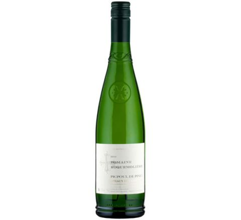 Domaine Roquemoliere Picpoul de Pinet 2018 Wine 75cl - Case of 6