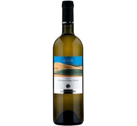 Librandi Cirò Bianco Greco 2016 Wine 75cl - Case of 6