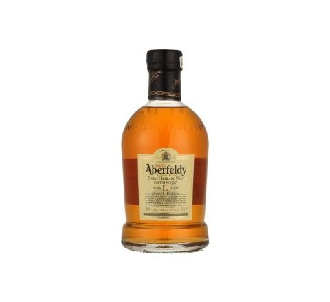 Aberfeldy 12 YO Whisky 70cl - Case of 6
