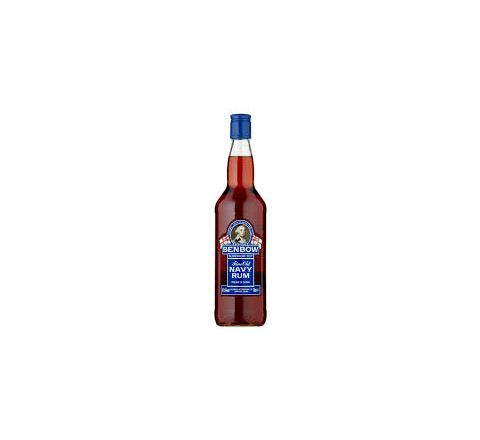 Admiral Benbow Navy Rum 70cl - Case of 6