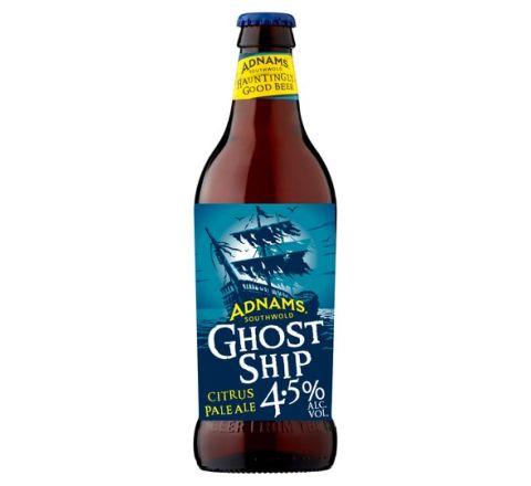 Adnams Ghost ship Beer NRB 500ml - Case of 8