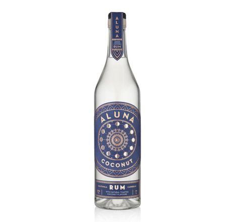 Aluna Coconut Rum 70cl - Case of 6