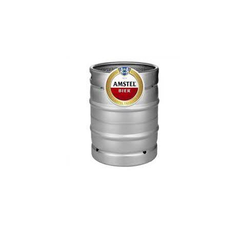 Amstel Beer Keg 50 Litre (11 Gallons)