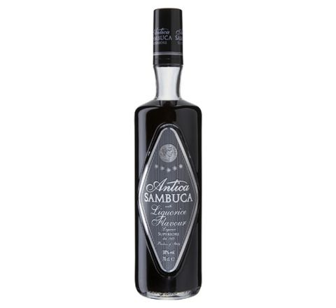 Antica Sambuca Black 70cl - Case of 6