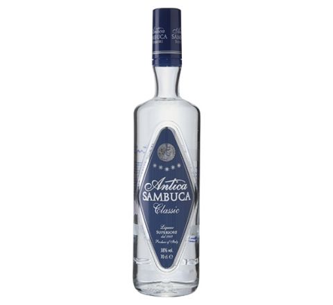 Antica Sambuca Classic Liqueur 70cl - Case of 6