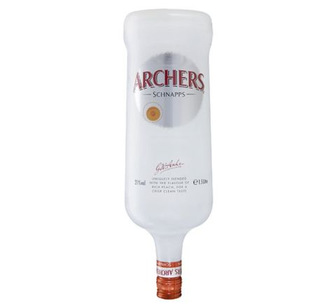 Archers Peach Schnapps 1.5 Litre - Case of 6