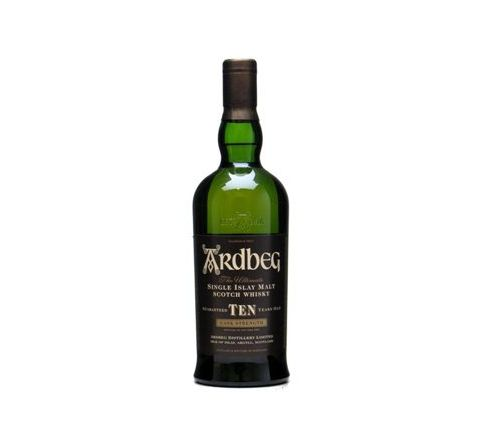 Ardbeg 10 Year Old Whisky 70cl