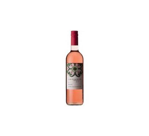 Settesoli Arpeggio Rosato 2017 Wine 75cl - Case of 6