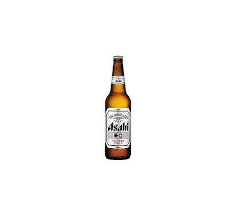 Asahi Super Dry Beer NRB 620ml - Case of 12