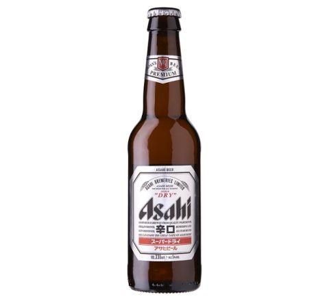 Asahi Super Dry Beer NRB 330ml - Case of 24