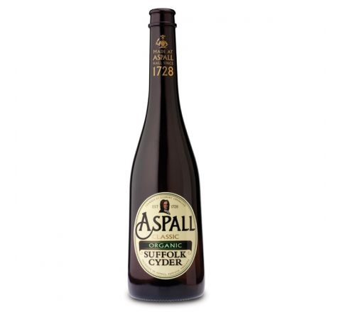 Aspall Suffolk Cider NRB 500ml - Case of 6