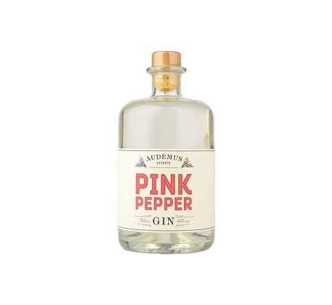 Audemus Pink Pepper Gin 70cl - Case of 6