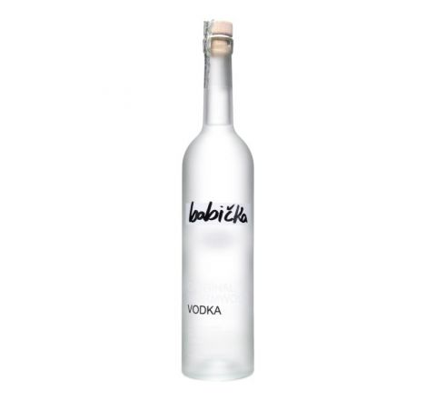 Babicka Wormwood Vodka 70cl