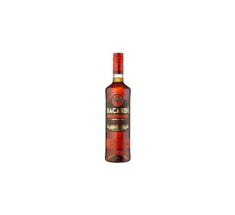 Bacardi Carta Fuegoa Rum 70cl - Case of 6
