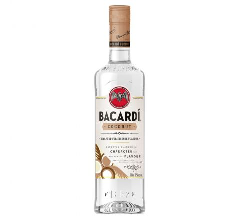 BACARDI COCONUT Rum 70cl - Case of 6